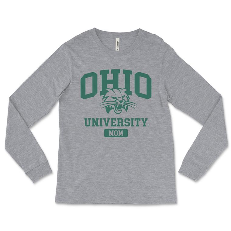 Ohio University Mom Long-Sleeve T-Shirt