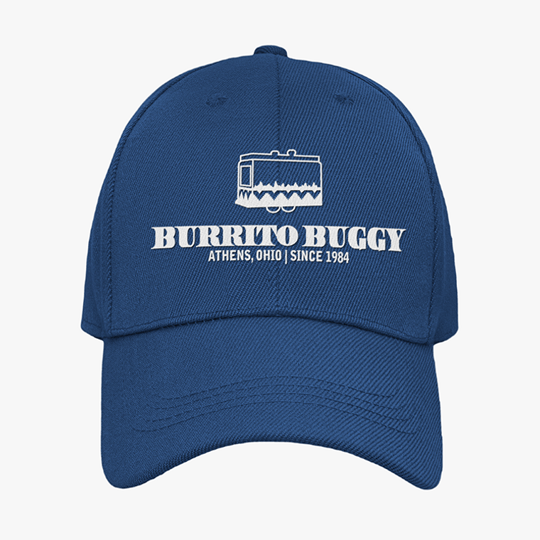 The Burrito Buggy Hat