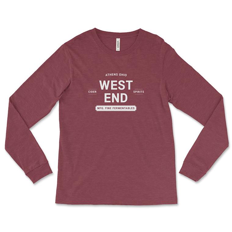 West End Ciderhouse Long-Sleeve T-Shirt