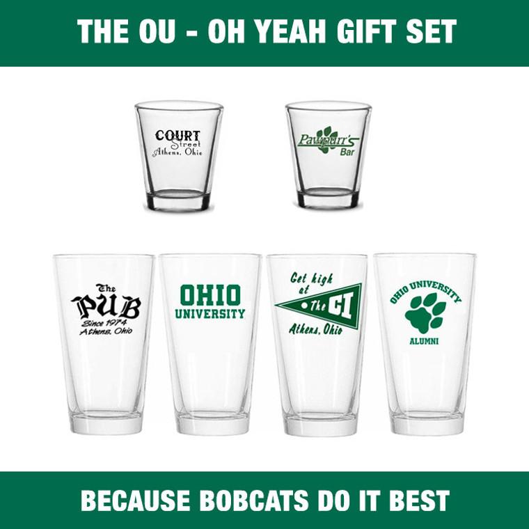 The OU - Oh Yeah Ohio University Gift Set