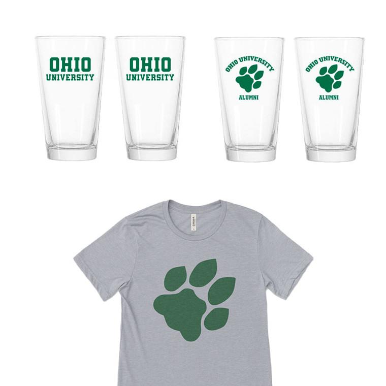 The Ohio University Bobcat Box