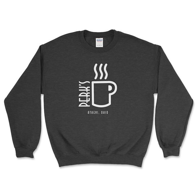 Perk's Coffee House Crewneck Sweatshirt