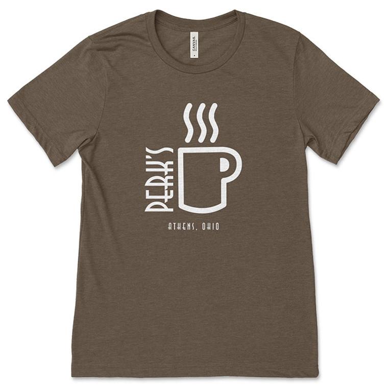 Perk's Coffee House Short-Sleeve T-Shirt