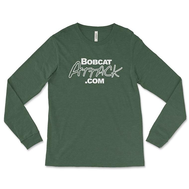 Bobcat Attack Long-Sleeve T-Shirt