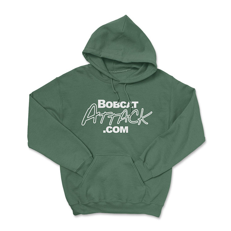 Bobcat Attack Hoodie