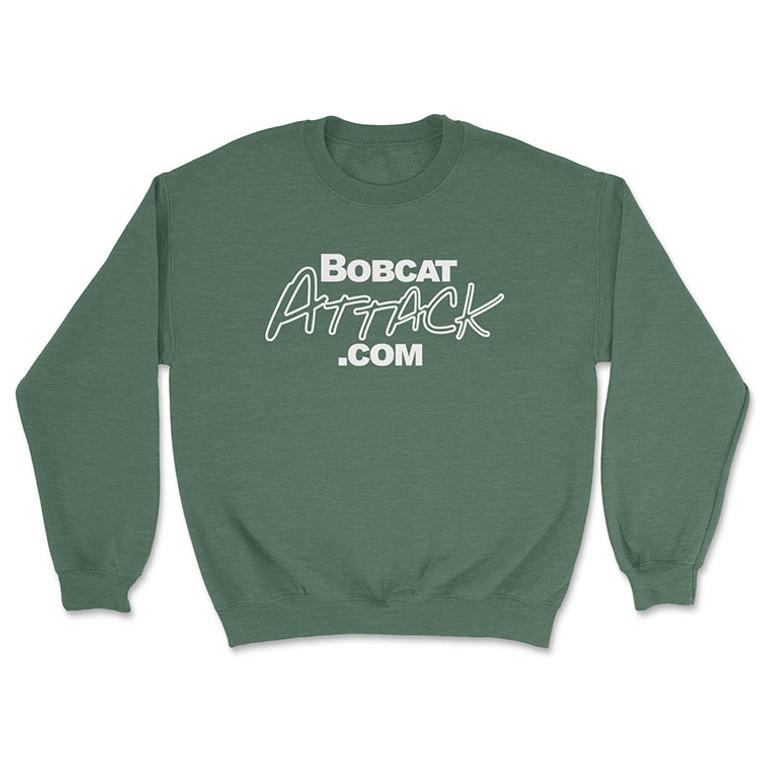 Bobcat Attack Crewneck Sweatshirt