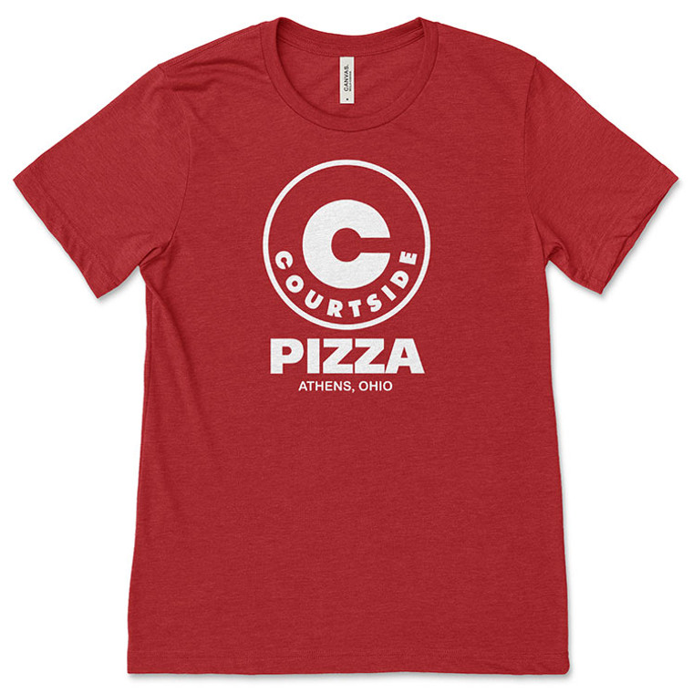 Courtside Pizza T-Shirt
