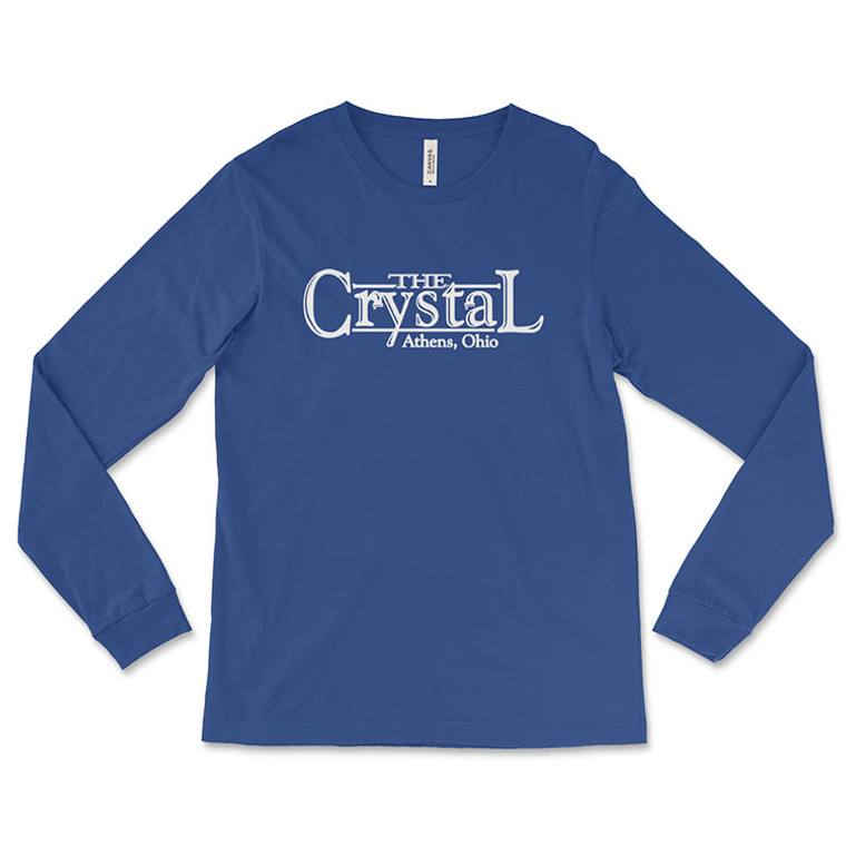 The Crystal Long-Sleeved T-Shirt