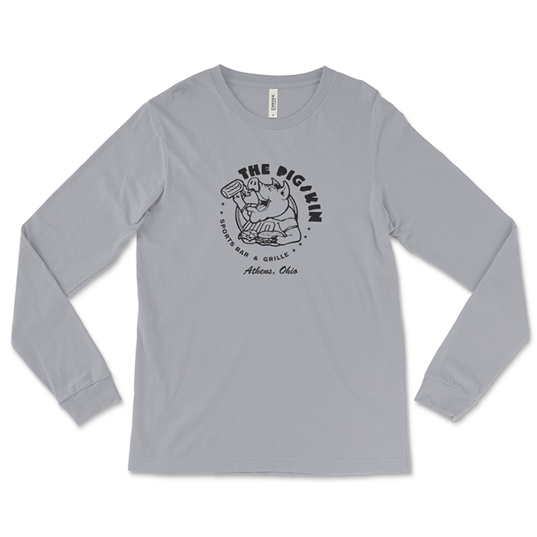 The Pigskin Long-Sleeved T-Shirt