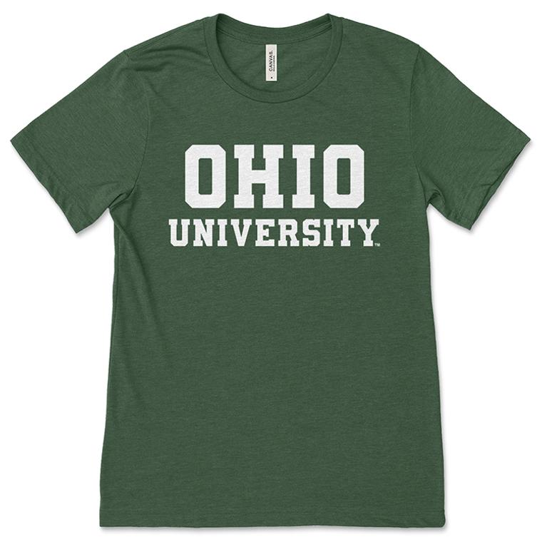 Ohio University Classic Green T-Shirt