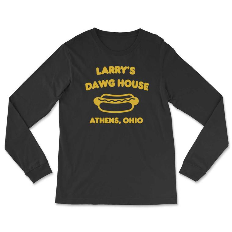 Larry's Dawg House Long-Sleeved T-Shirt