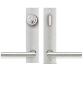 modern stainless steel door handles