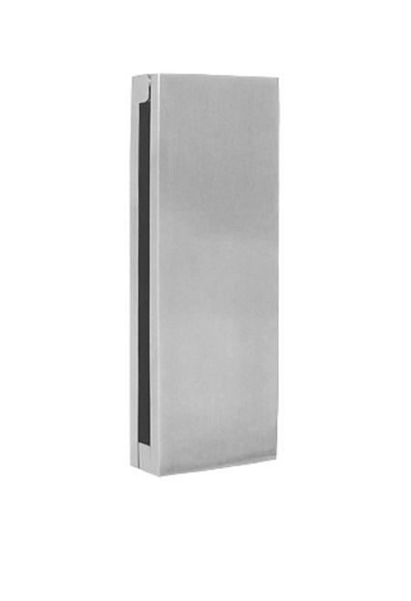 Stainless steel door knocker