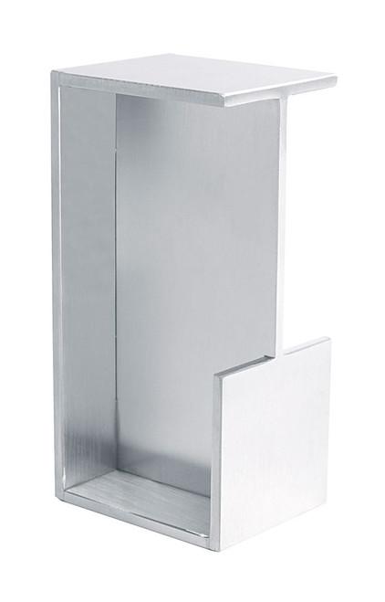 Pocket Door Edge Pull - For Wood