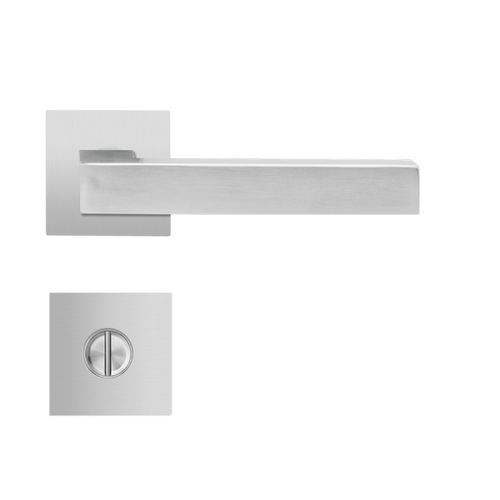 stainless steel square door handles