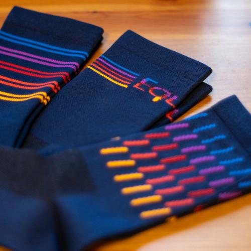 Equipe Team Socks 3-pack