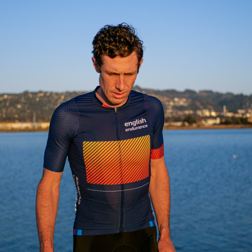 English Endurance SS men's jersey