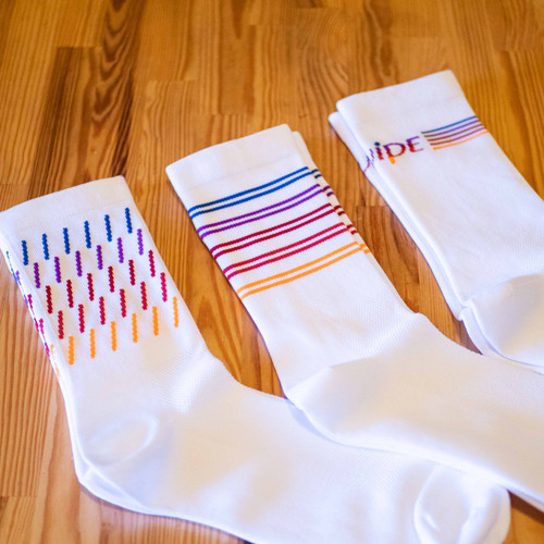 Equipe Team Socks 3-pack White