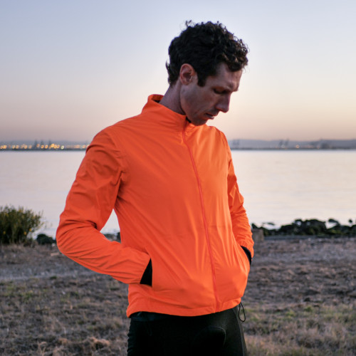 Core Rain Jacket (orange)
