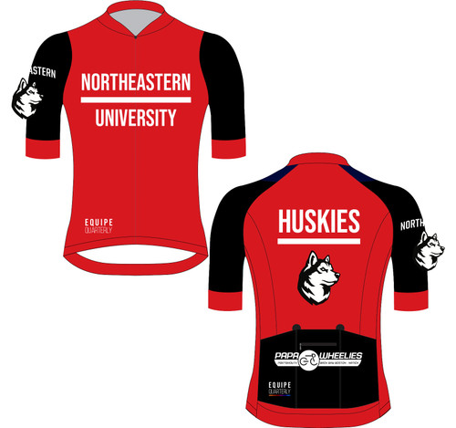 Northeastern University Team Jersey Women's