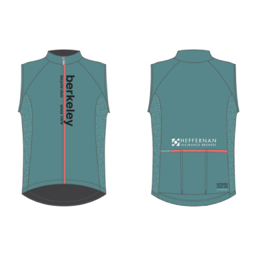 BBC 2020 men's wind vest