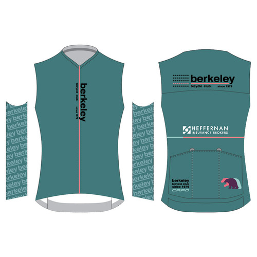 BBC 2021 women's wind vest