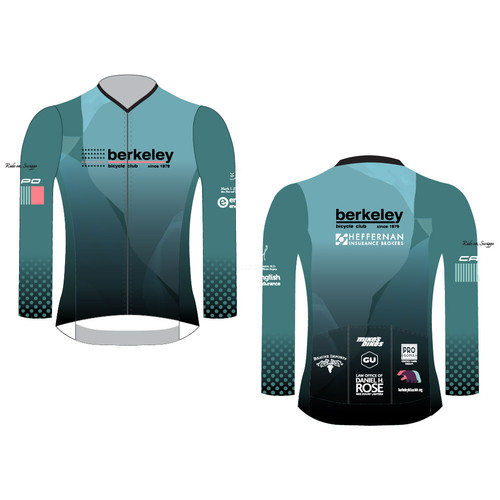 BBC 2021 LS thermal women's jersey