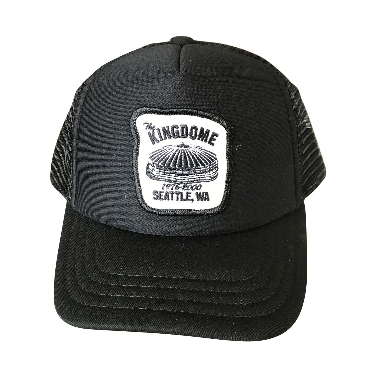 d2c753bc9efea Seattle Kingdome baby   toddler foam trucker hat.