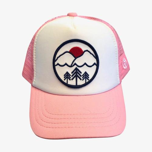 aebeebf1a97c6 Pacific Northwest baby   toddler foam trucker hat