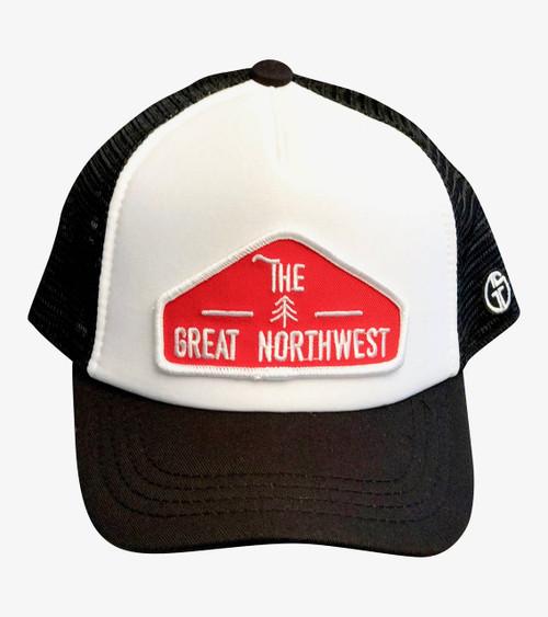 3bfc561b734a9 The Great Northwest baby   toddler foam trucker hat