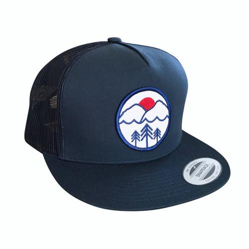 3b87987539f80 ... Pacific Northwest adult trucker hat ...