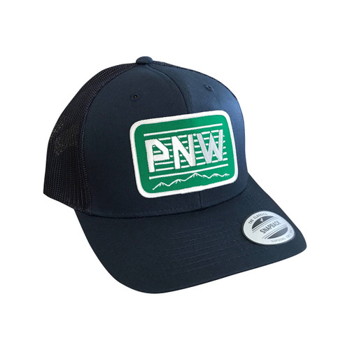 YOUTH TRUCKER HATS from PNW | Sweetpea & Boy