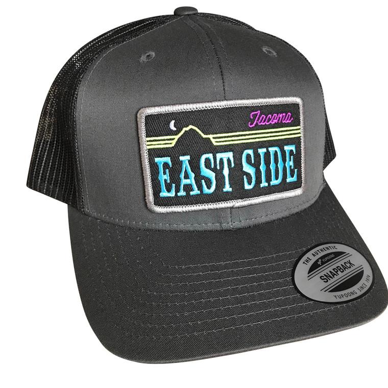 Eastside Tacoma adult trucker hat (1)