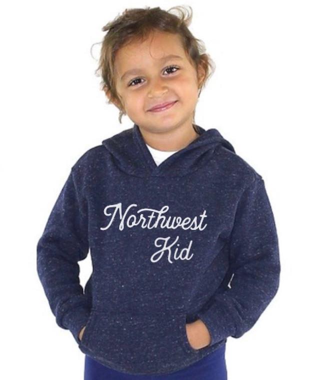 Northwest Kid unisex baby and kids pullover hoodie (1)
