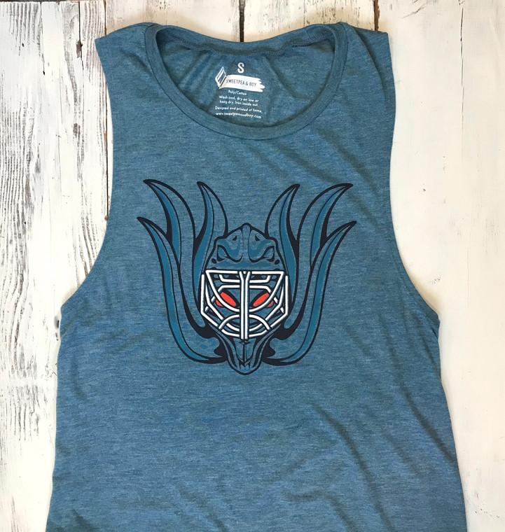 Seattle Hockey womens muscle shirt