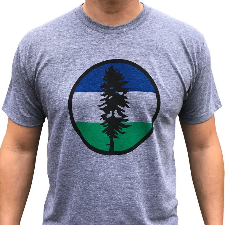 Cascadia Flag mens/unisex t-shirt