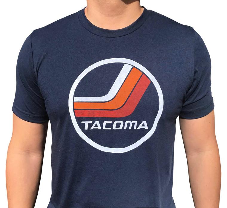 Vintage Tacoma unisex/mens t-shirt
