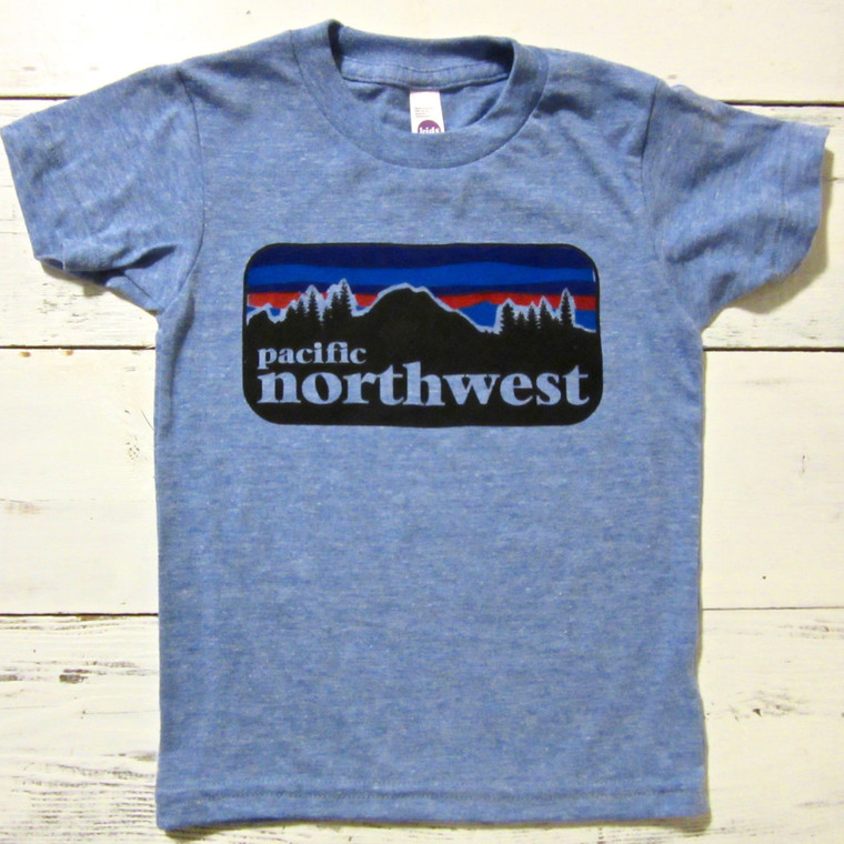 Pacifica NW baby & toddler t-shirt