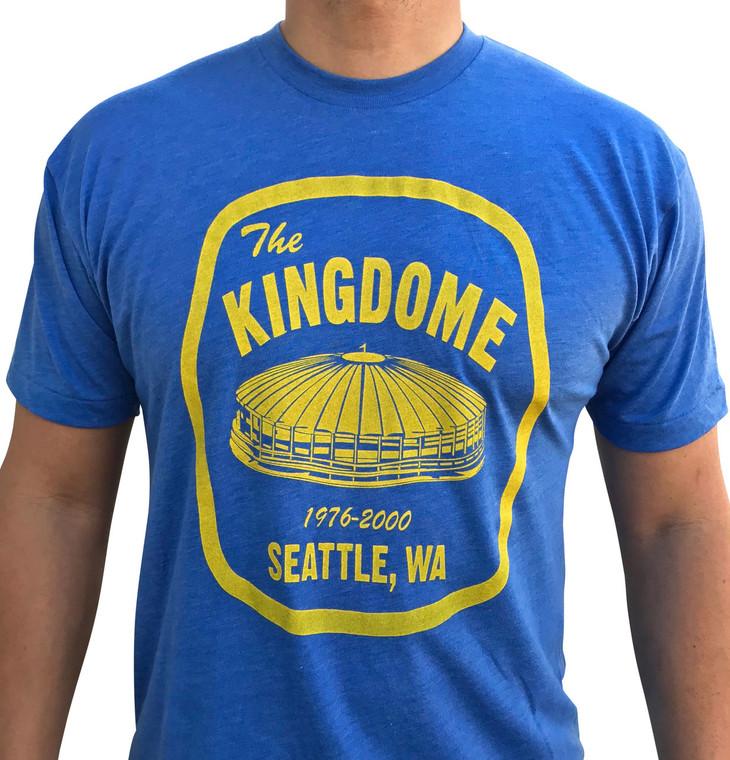 Seattle Kingdome Patch mens/unisex t-shirt