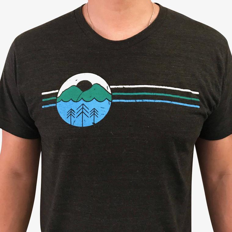 I Love the Outdoors mens/unisex t-shirt