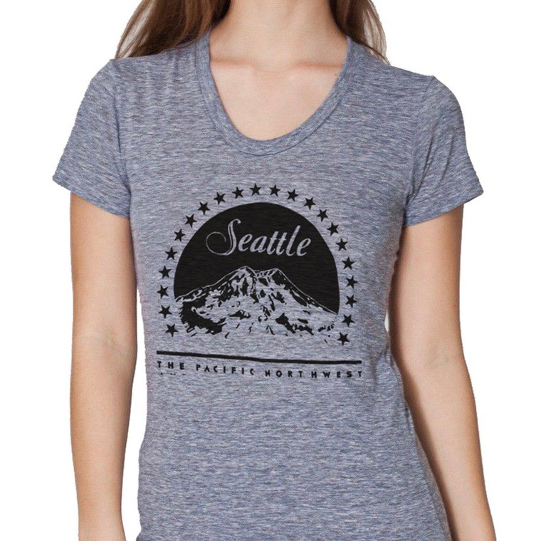 Seattle Movie womens t-shirt