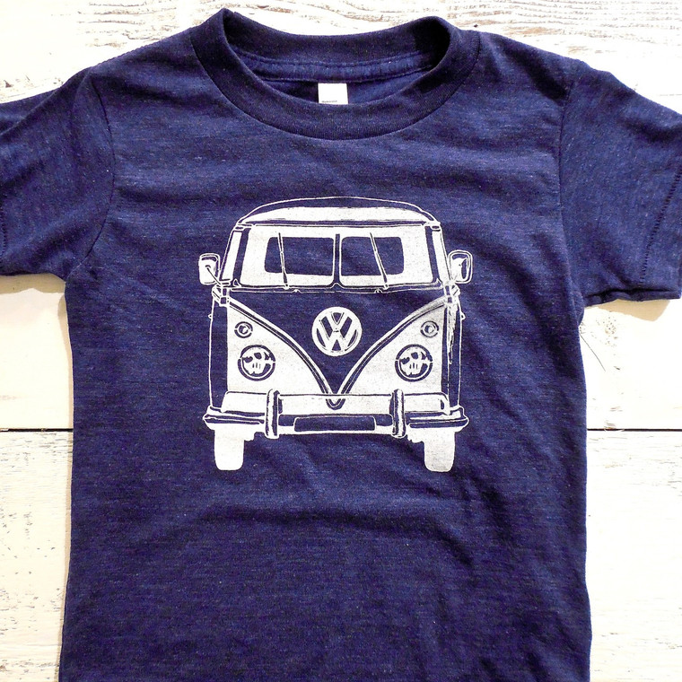 VW Bus unisex baby and kids t-shirt