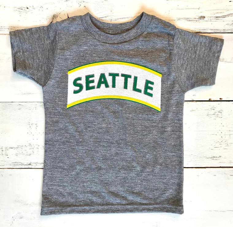 Seattle Basketball baby & toddler t-shirt