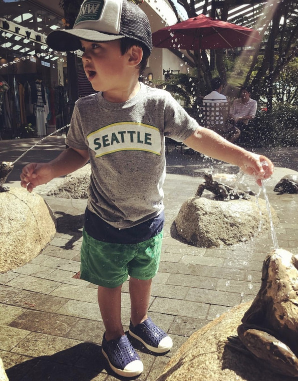 Seattle Basketball baby and kids t-shirt