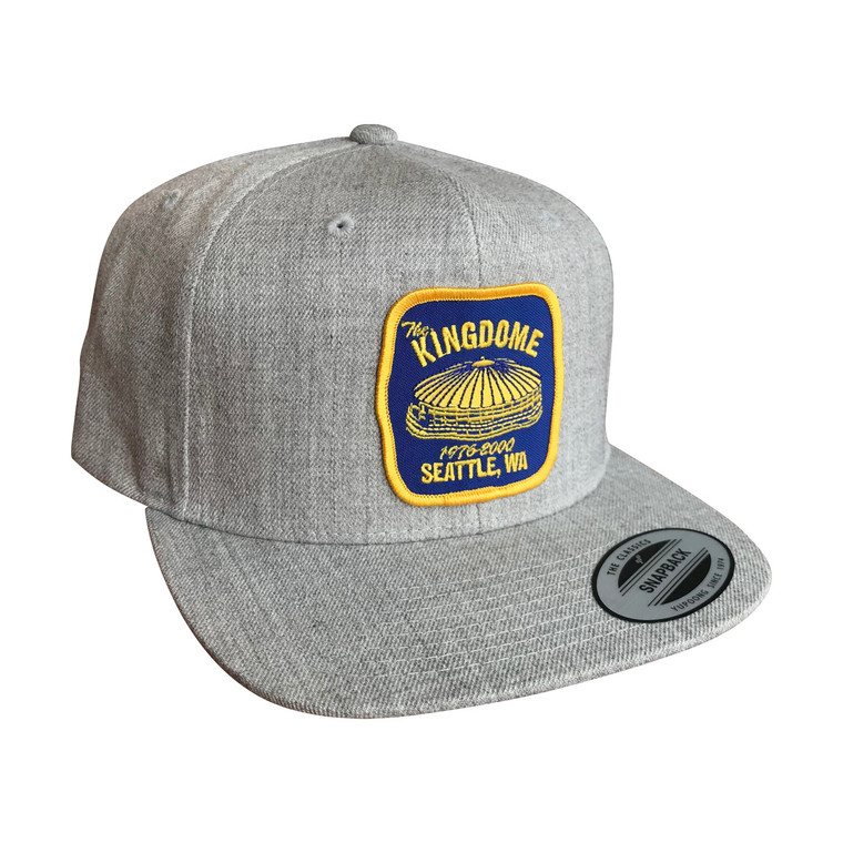 Kingdome adult wool snapback hat