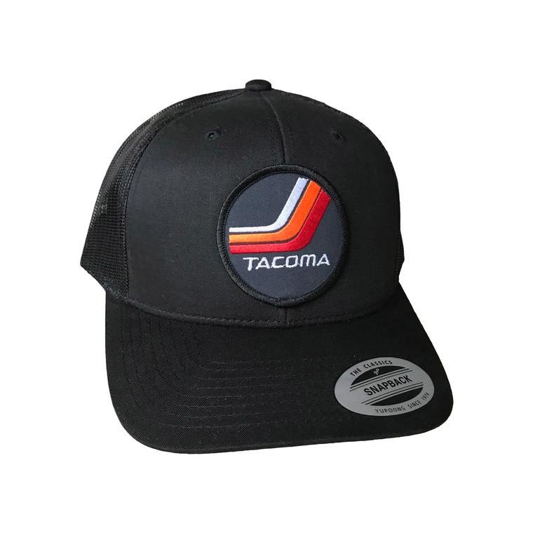 Vintage Tacoma adult trucker hat