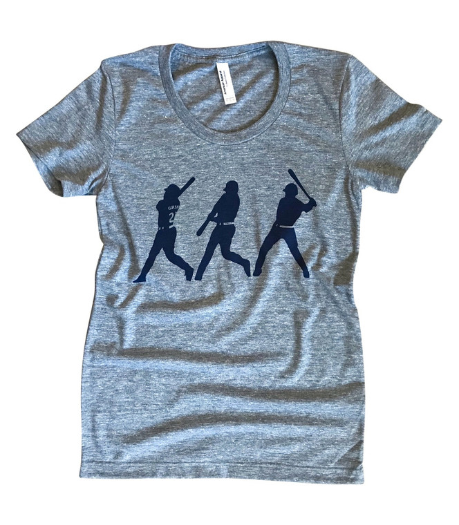 Ken Griffey Jr. womens t-shirt