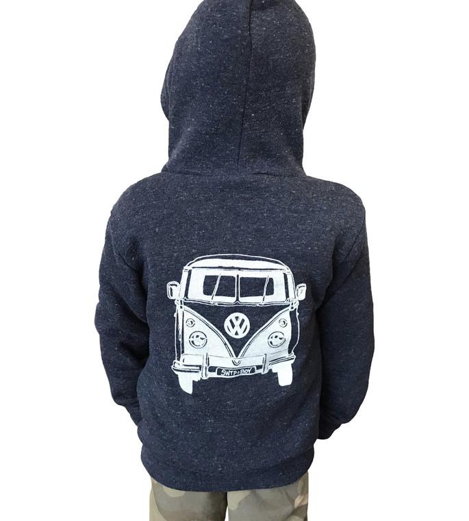 VW Bus zip hoodie (1)