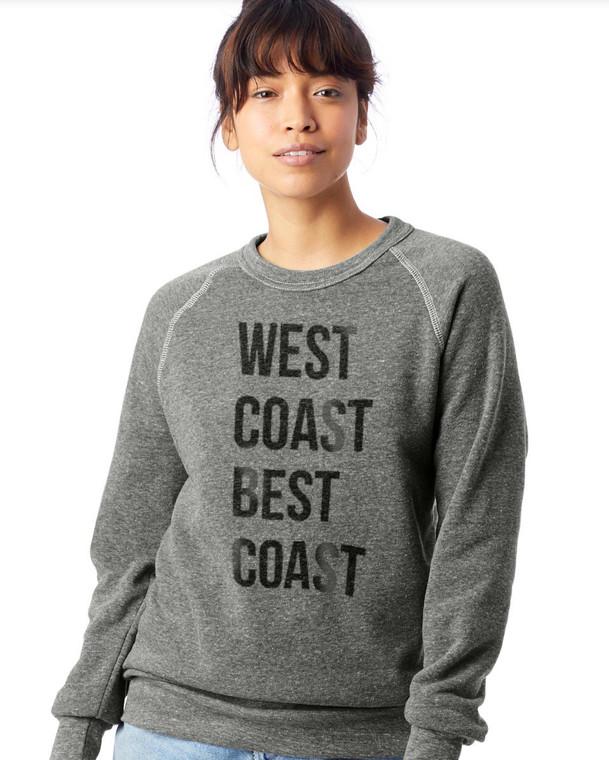 West Coast Best Coast crewneck (1)
