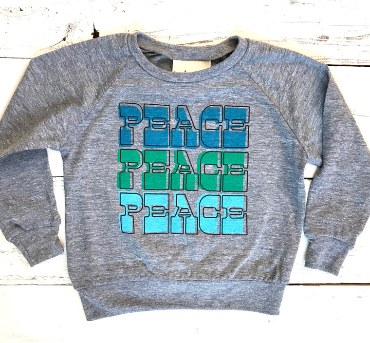 Peace toddler long sleeve (1)